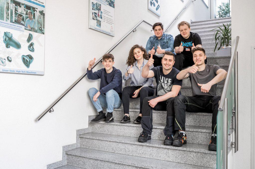 Ausbildung bei Rupp: Jungen Menschen eine Perspektive geben